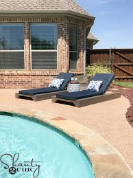 DIY Outdoor Lounge Chair And How-to Video - Shanty 2 Chic Reiko Fabric Left Corner Chair Unit Habitat Outdoor Chaise Lounges Patio Fniture Ding Sets How To Replace A Lounge Sling Youtube Modular Sofas Sectional Ikea Club 7 Chair Lebello 30 Best Cozy Chairs For Living Rooms Most Comfortable For Inspirational Pool Type Scdinavian Colors Options White Rochester Lra From Ultimate Contract Uk Hayneedle What Is Why Buy One Como Room Chaises Value City