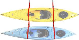 Garage Ceiling Kayak Hoist by Kayak Storage U0027s Sporting Goods