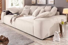 home affaire big sofa breite 302 cm lounge sofa mit vielen