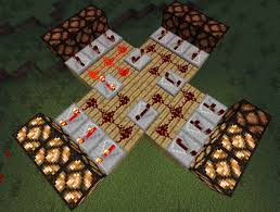 Minecraft Redstone Glowstone Lamp by How To Build An Automatic Lighthouse Minecraft Guides