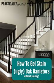 Best 25+ Banister Remodel Ideas On Pinterest | Staircase Remodel ... Chic On A Shoestring Decorating How To Stain Stair Railings And Best 25 Refinish Staircase Ideas Pinterest Stairs Wrought Iron Stair Railing Iron Stpaint An Oak Banister The Shortcut Methodno Howtos Diy Rail Refishing Youtube Photo Gallery Cabinets Boise My Refinished Staircase A Nesters Nest Painted Railings By Chameleon Pating Slc Ut Railing Concept Ideas 16834 Of Barrier Basic Gate About