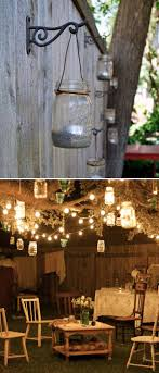 15 DIY Backyard And Patio Lighting Projects - Amazing DIY ... Outdoor String Lights Patio Ideas Patio Lighting Ideas To Light How To Hang Outdoor String Lights The Deck Diaries Part 3 Backyard Mekobrecom Makeovers Decorative 28 Images 18 Whimsical Hung Brooklyn Limestone Tips Get You Through Fall Hgtvs Decorating 10 Ways Amp Up Your Space With Backyards Ergonomic Led Best 25 On Pinterest On