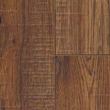 Distressed Brown Hickory 12 Mm Thick X 6 1 4 In Wide