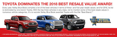 100 Truck Prices Blue Book KBB Award Toyota Of North Charleston SC