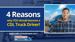 Four Reasons Why You Should Become A Professional Truck Driver ...