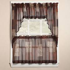 White Kitchen Curtains Valances by White Kitchen Curtains And Valances Popular Kitchen Curtains And