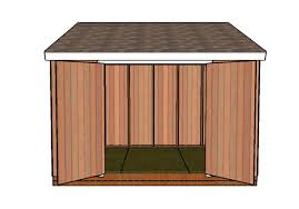 How To Build A Lean To Shed Plans Free by 8x12 Lean To Shed Roof Plans Howtospecialist How To Build