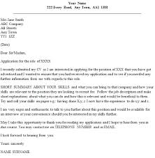 Follow Up Letter Example After Submitting a CV icover
