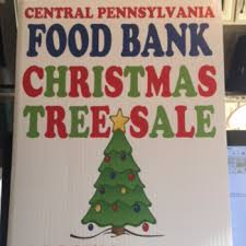 Central Pa Food Bank Christmas Tree Sale