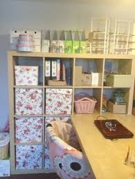 My Beautiful EBay Room Expedit Desk From Ikea With Cath Kidston Storage Boxes