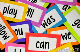 Sight Words ColorizeYourClassroom With Astrobrights