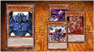Slifer The Sky Dragon Deck Profile by Egyptian Gods V0 2 Ygoprodeck