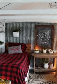 Rustic Woodland Christmas Guest House Tour