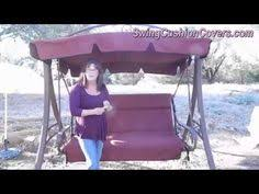 Patio Swings With Canopy Replacement by How To Make A Replacement Swing Canopy Canopy Swings And Backyard