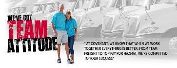 Truck Driving Jobs | Covenant Transport