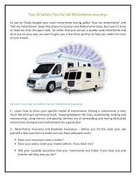 100 Do You Tip A Tow Truck Driver Top 10 Safety Tips For Uk Motorhome Journeys By Henry John