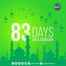 83 Days Until Ramadan The Messenger Of Allah Said I And Sponsor An Orphan Shall Be In Paradise Like These Two He Indicaed With His Fingers
