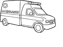 Ambulance Coloring 600ovh Intérieur Coloriage Ambulance