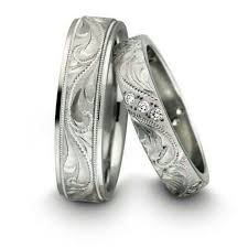 36 best His and hers wedding bands❤ images on Pinterest
