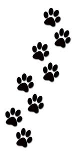 Dog Paw Print Clipart Many Interesting Cliparts