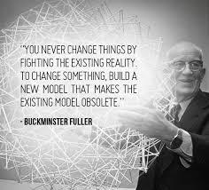 Via IronLight Twitter Iron Light BuckyBuckminster FullerFavorite QuotesInspirational