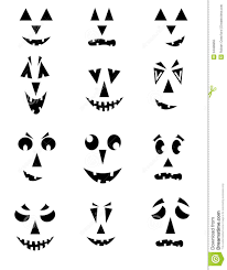 Scary Faces For Pumpkins Template by Pumpkin Scary Faces Templates Creative Resumes In Word Format