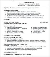 Sample Pharmacy Technician Resume Manager If You Cover Letter Ideas Inspiration Retail