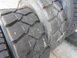 100 15 Truck Tires FORKLIFT 300 Stock 31334 TPI