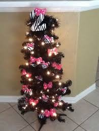 Minnie Mouse Pink Purple Christmas Tree Little One Would Love This LOVe The Colors