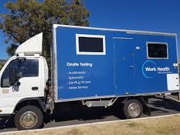 100 Truck For Hire Mobile Audiometric Testing Booths For Hire WA WorkCover Baselines