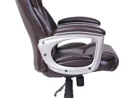 Staples Osgood Chair Brown by Tall Desk Chair Staples Staples Denville Bonded Leather Big And