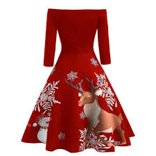 Robe Vintage Pin Up Christmas Dress 2018 Short Sleeve Lace Patchwork