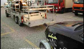 100 Truck Tow Dolly Tracking Bickers Action