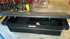 Find More Weather Guard Black Diamond Plate Full Size Truck Tool Box ...