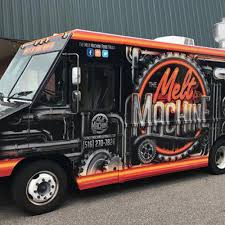 The Melt Machine - Tampa Food Trucks - Roaming Hunger