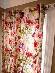Step by Step Instructions for Making No Sew Window Treatments