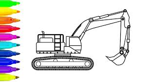 Learn Colors For Kids With Truck And Car Coloring Pages ... Learn Colors With Dump Truck Coloring Pages Cstruction Vehicles Big Cartoon Cstruction Truck Page For Kids Coloring Pages Awesome Trucks Fresh Tipper Gallery Printable Sheet Transportation Wonderful Dump Co 9183 Tough Free Equipment Colors Vehicles Site Pin By Rainbow Cars 4 Kids On Car And For 78203