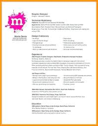 Graphic Designer Resume Objective Design Examples 2014 With Designers