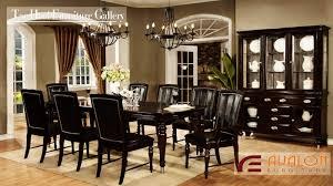 Avalon Furniture Elegant Dining Collection At Tar Heel Gallery