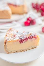 german cherry cake cherry custard pie