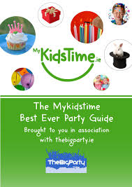 Mykidstime Best Ever Kids Party Guide By Mykidstime - Issuu