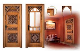 Alpujarrenas Manufacturing Of Rustic Style Doors In Spain Classic Interior From