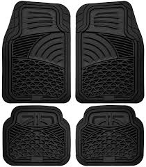 Amazon.com: OxGord 4pc Set Tactical Heavy Duty Rubber Floor Mats ...