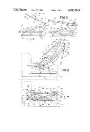 Used Castro Convertible Sofa Bed by Patent Us4985945 Double Lock Sofa Sleeper Mechanism Google Patents