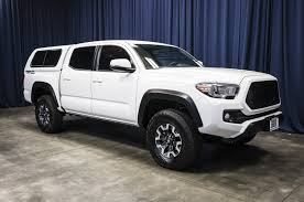 Used 2017 Toyota Ta A Trd F Road Rwd Truck For Sale A Of Toyota ... Toyota Truck Caps By Bestop Yotacarstopcom 2016tacomaareolandtrucktoppdenver Suburban Toppers Tacoma Bed For Sale Cars Bikes In Truck Bed With Topper Mtbrcom Camper Shell How Much Did You Pay And What Brand World Used Deals Are Dcu Contractor Cap Full Size Aredcufull Heavy Hauler Trailers 2015 Double Cab Trd Sport Lb 4wd At Commercial Alty Tops F150zseeofilewhitetruckcapspringscolorado 2016tacomazsiesblueprofiletrucktoppdenver