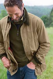 ORVIS HERITAGE FIELD COAT
