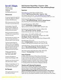 Dance Resume Examples Inspirational Professiona Best Professional Dancer Of