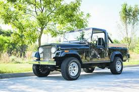 100 Craigslist Kansas City Ks Cars And Trucks 1982 Jeep CJ8 Scrambler It Took A While But Gladstone Man Finds