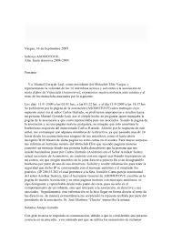 Jesús Sierra Presenta Renuncia Irrevocable Como Embajador Ante La OEA