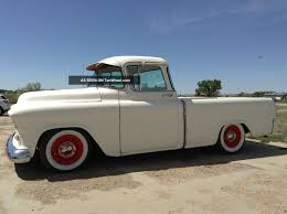 1955 Chevy Cameo Truck 1956 Chevrolet Cameo For Sale Classiccarscom Cc794320 1955 Chevy Truck Rear 55 59 1958 Pickup Start Run External Youtube Cameo Gmc Trucks Antique Automobile Club Of 1957 Chevy Truck Hot Rod Network F136 Monterey 2012 Pick Up Truckweaver Al Mad Flickr Rm Sothebys The Wiseman God Ertl 118 3100 White 7340 New American Street Feature Tom Millikens 56 Is Done Right